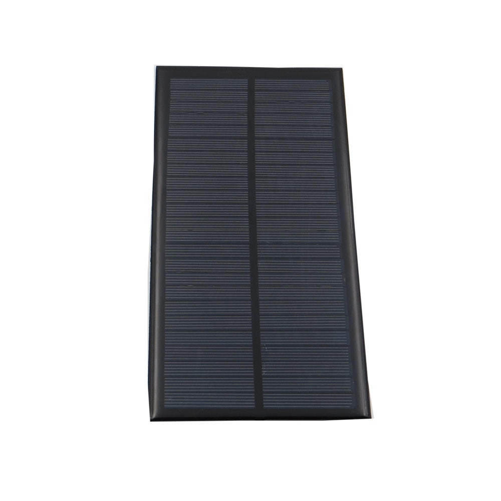 2.5W 12V Polysilicon Epoxy Solar Panel Cell Battery Charger