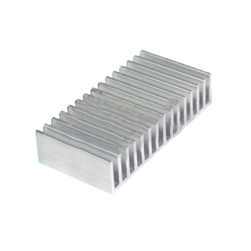 191*32mm Rectangular Aluminum Heatsink