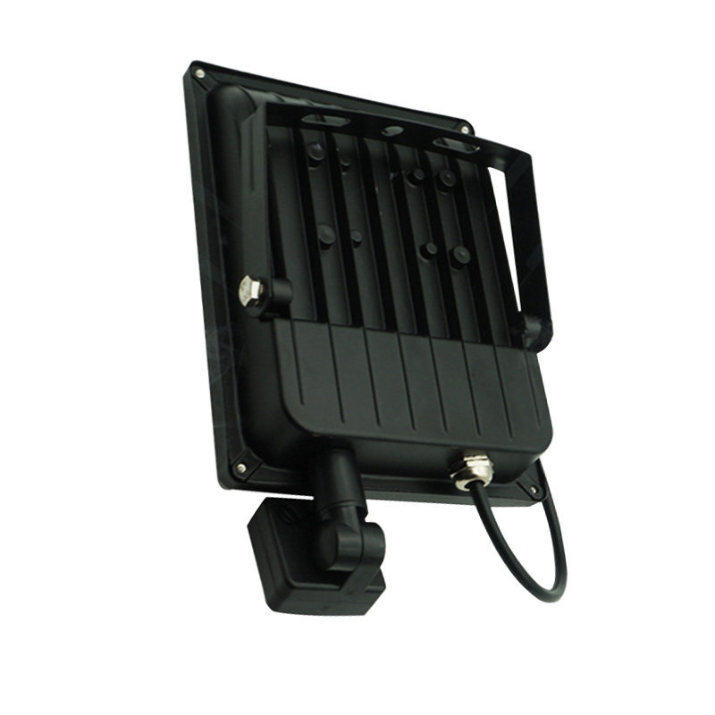 Rectangle Integrated LED Floodlight 10W 20W 30W 50W 100W Outdoor Lighting AC 85V-268V