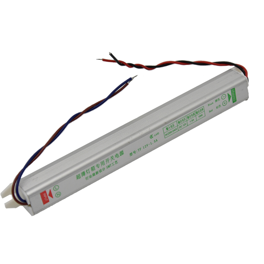 200-240V to DC24V 24W 36W 48W Ultra-thin Driver Power Supply Adapter Transformer for LED Strip Lights