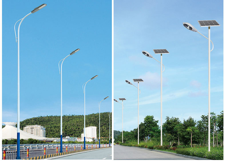 100W 200W 300W LED Spilit Solar Street Light
