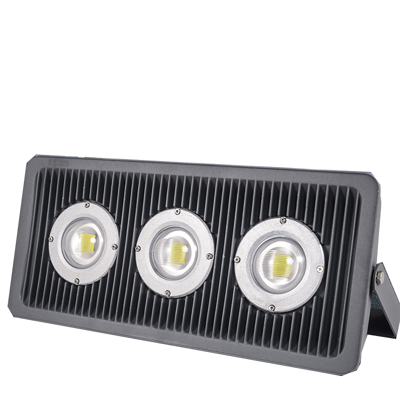 PC Cover LED Floodlight 20W 30W 50W 100W 150W Waterproof Lighting AC 85V-268V