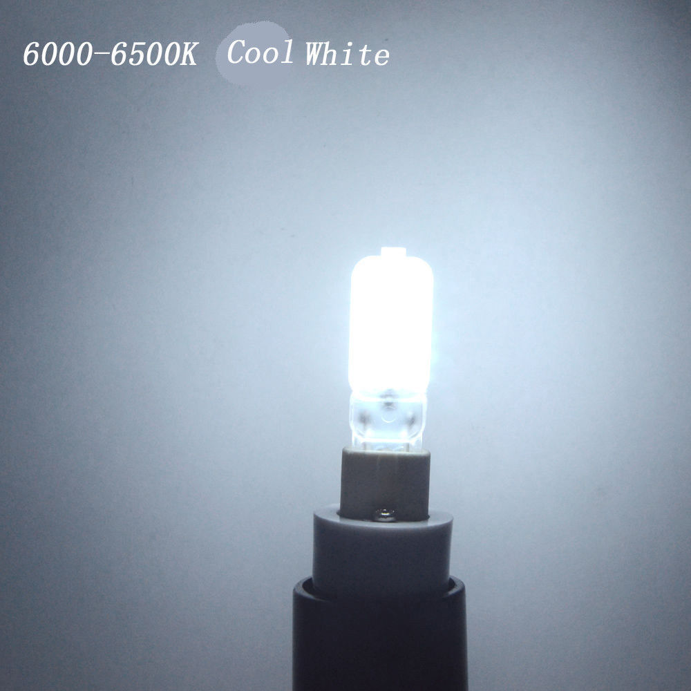 3W 5W 7W G9 2835 SMD LED Halogen Bulb 110V/220V Home Light LED Silica Gel Lamp
