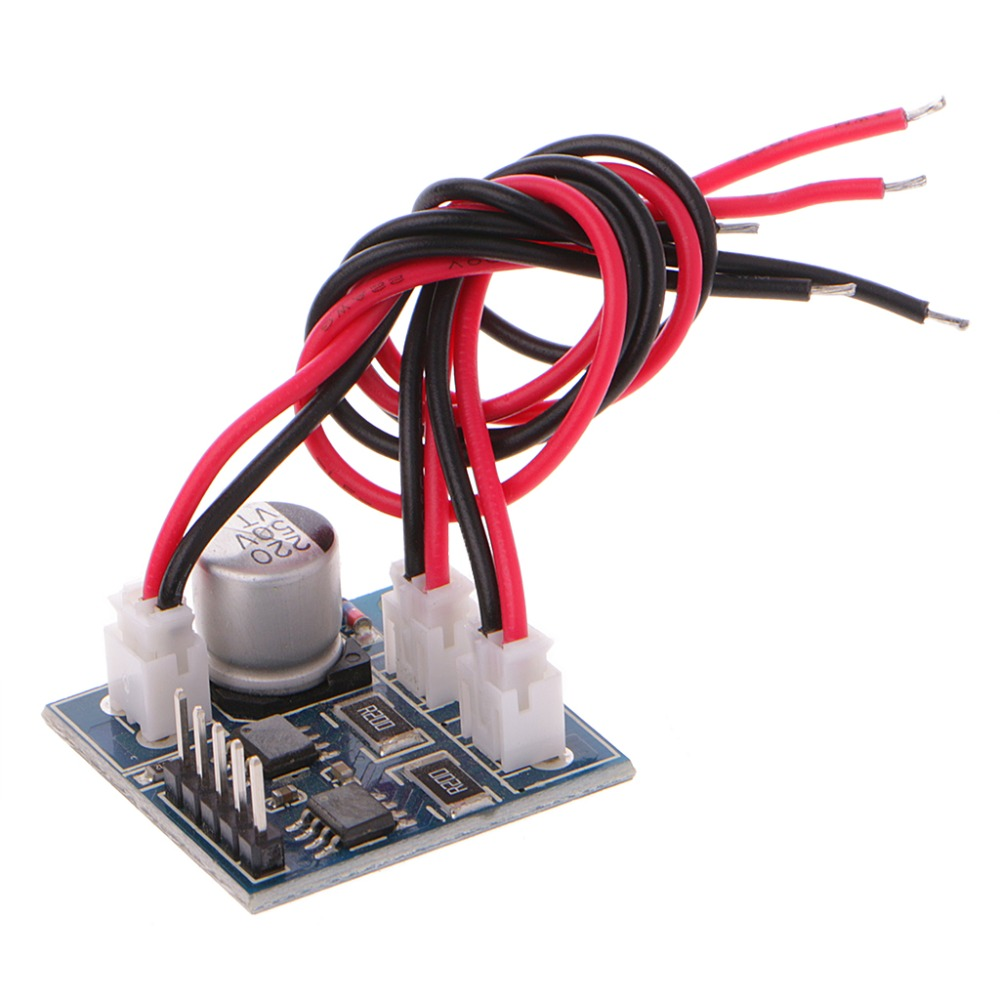 3.5A Dual Channel DC Stepper Motor Driver Module