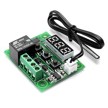 DC12V Temperature Controller Thermostat Switch -50-110°C